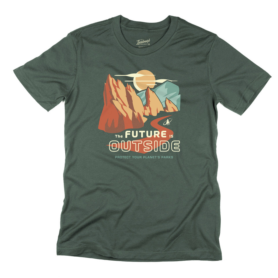 The Future is Outside Tee