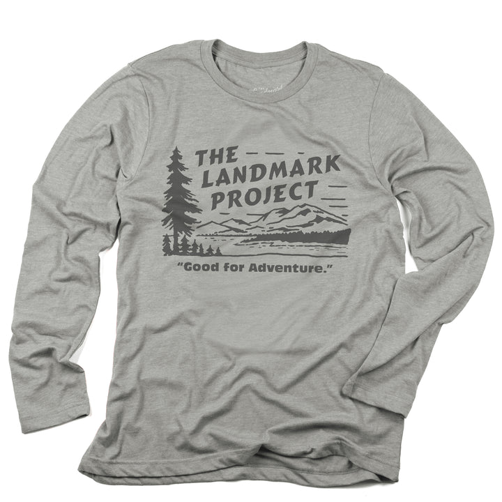 Landmark Logo - Long Sleeve