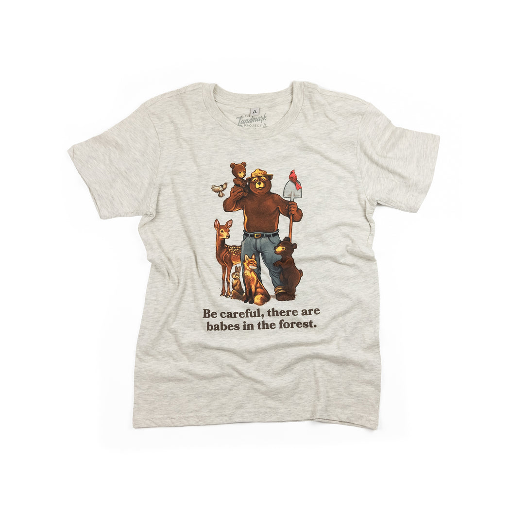 Babes in the Forest - Youth Tee