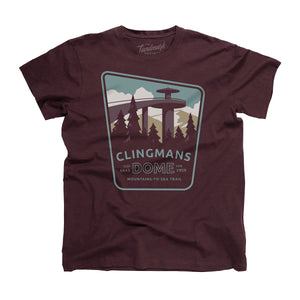 Clingman's Dome t-shirt in cab