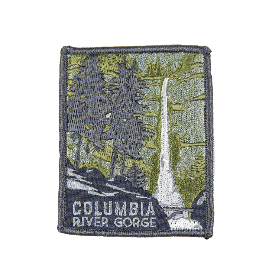 Columbia River Gorge patch