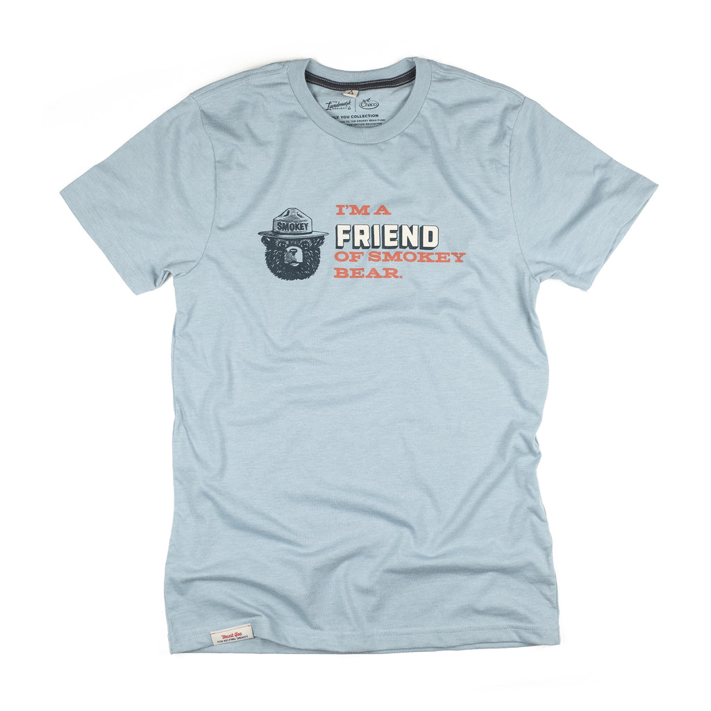 Friend of Smokey - Chaco collab. Tee