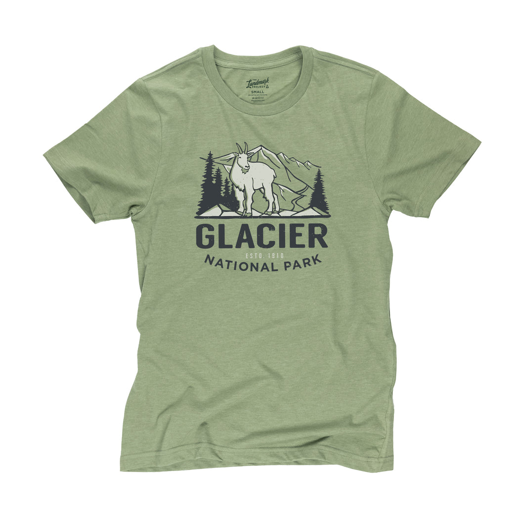 Glacier National Park - Motif