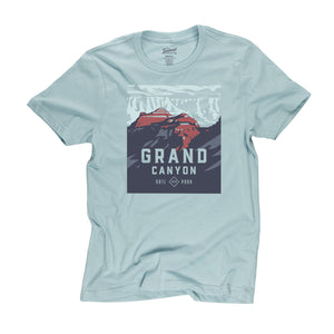 Grand Canyon National Park t-shirt in desert sky