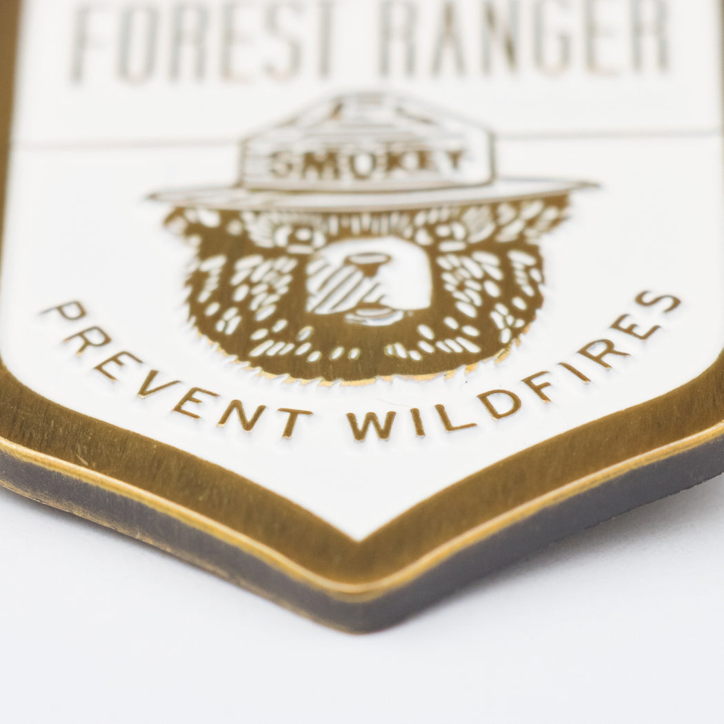 Junior Ranger Badge - Enamel Pin