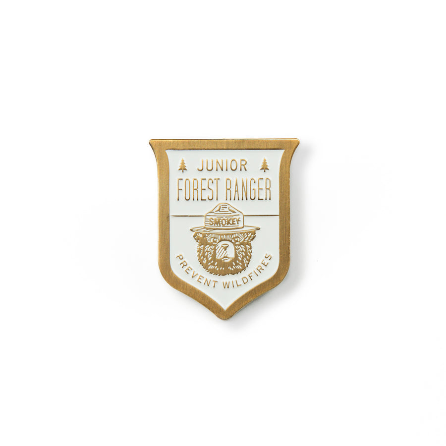 Junior Ranger Badge Enamel Pin