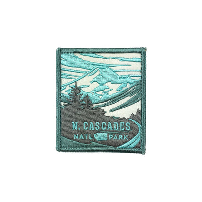 North Cascades National Park Patch