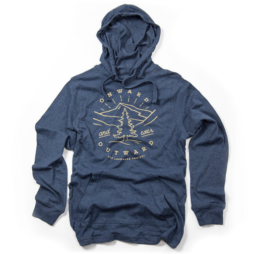 Onward & Outward Hoodie in ocean