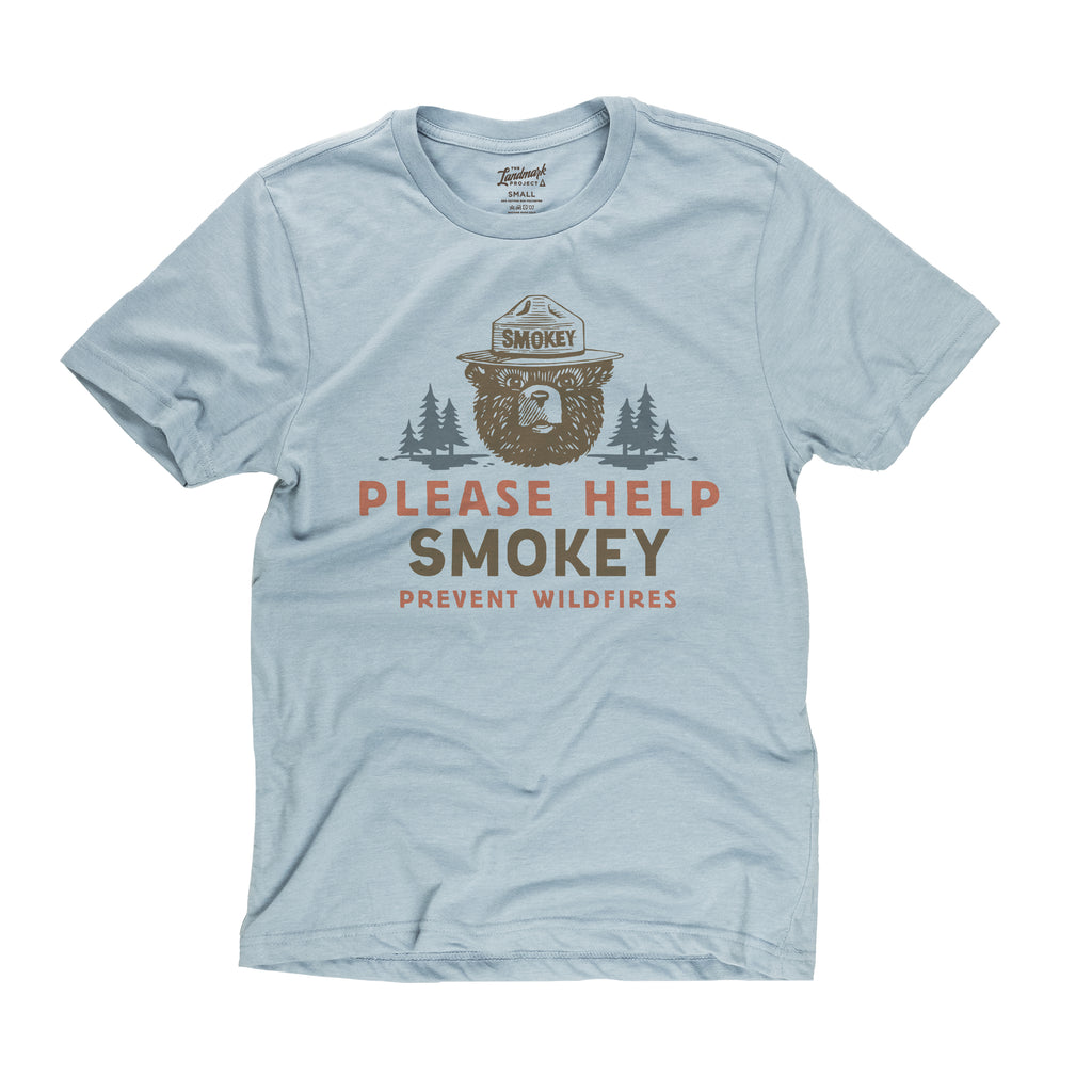 Please Help Smokey Tee