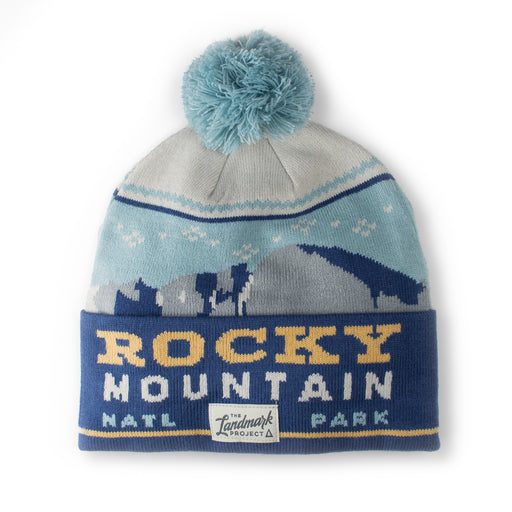 Rocky Mountains beanie