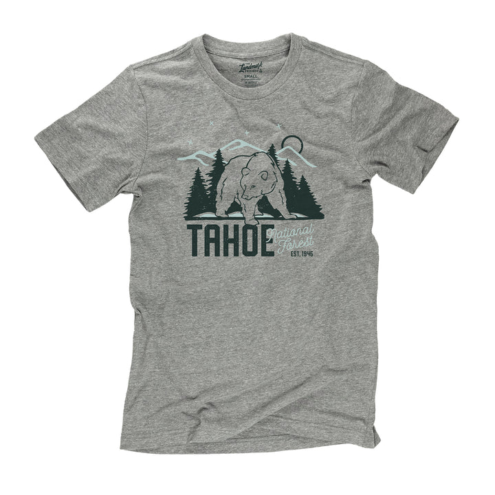 Tahoe National Forest Motif