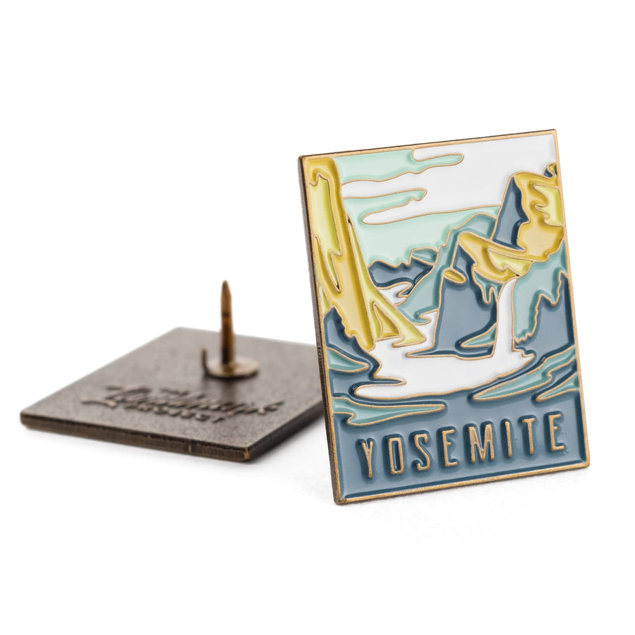 Yosemite Enamel Pin