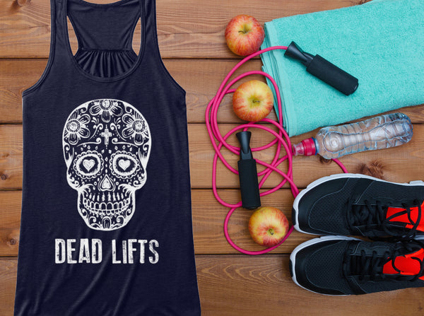 Dead Lifts Tank Top