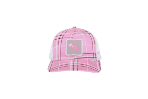 Ltd Edition bexter.life Trucker Cap (Pink)-Apparel-Bexter Sports
