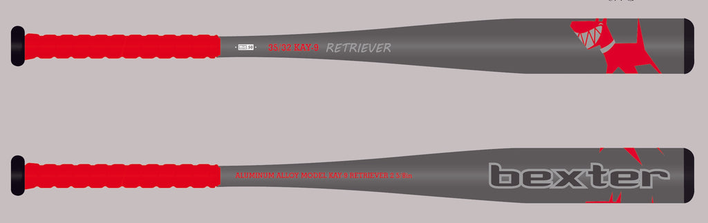 RETRIEVER KAY-9 BBCOR Certified .50-Bats-Bexter Sports