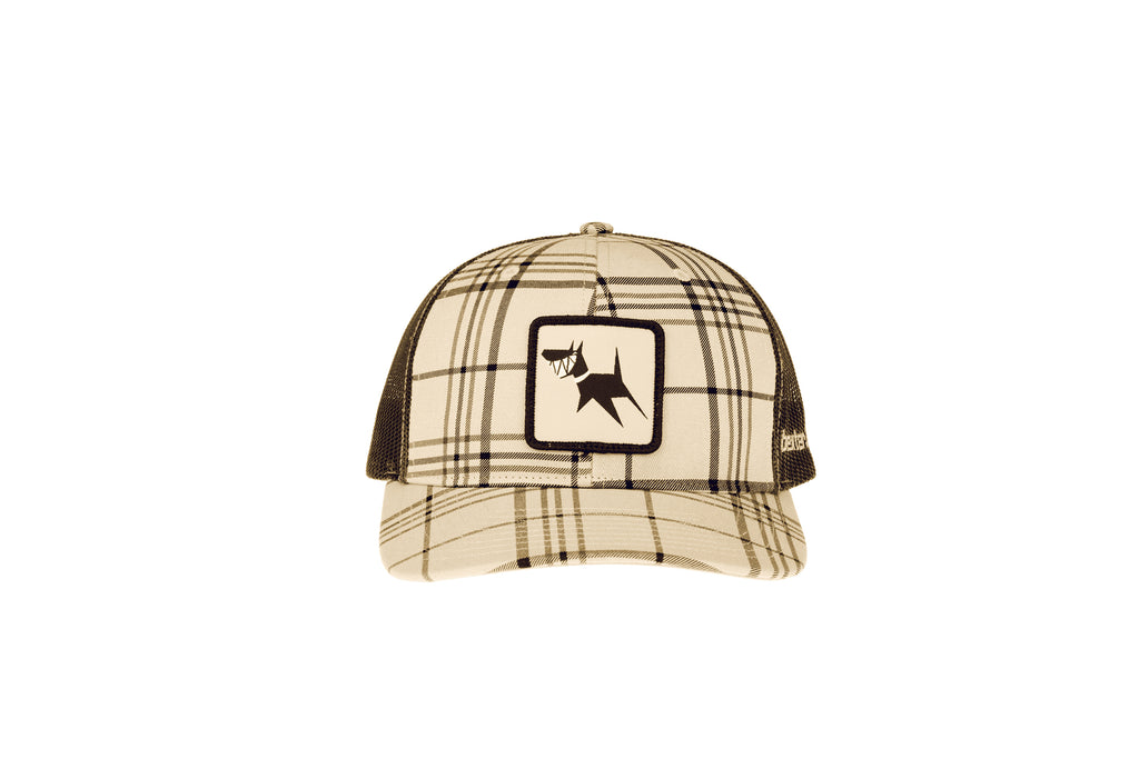 Ltd Edition bexter.life Trucker Cap (Khaki)-Apparel-Bexter Sports
