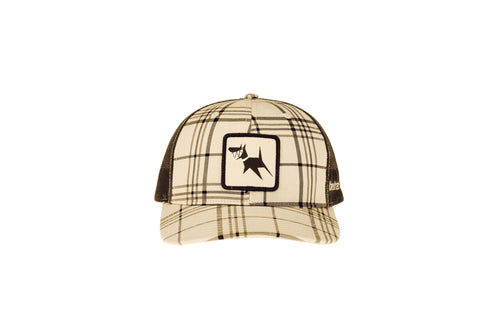 bexter.life Custom Trucker Cap by Richardson (khaki)
