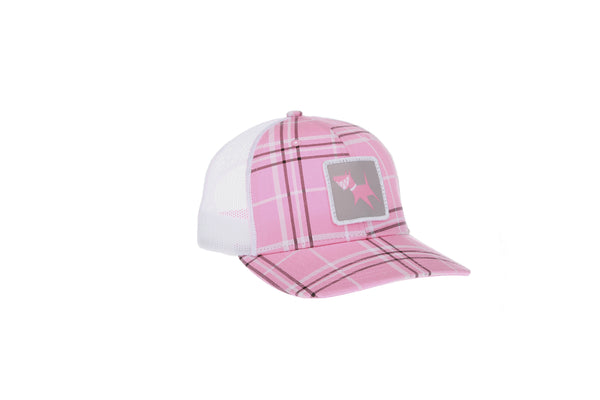 bexter.life Custom Trucker Cap by Richardson (pink)