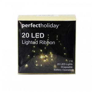 20 LED Lighted Ribbon - Giftspiration