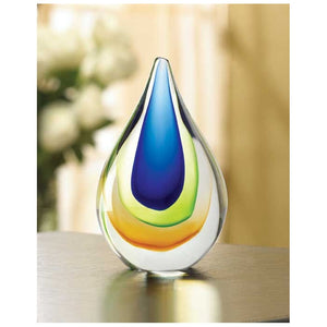 Art Glass Teardrop - Giftspiration