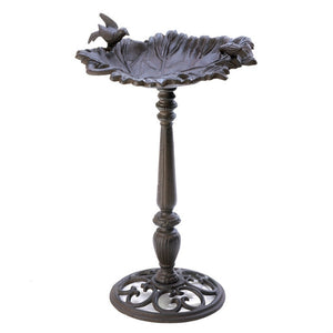 Forest Frolic Bird Bath - Giftspiration