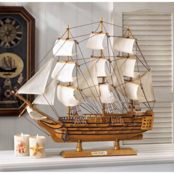 Hms Victory Ship Model - Giftspiration