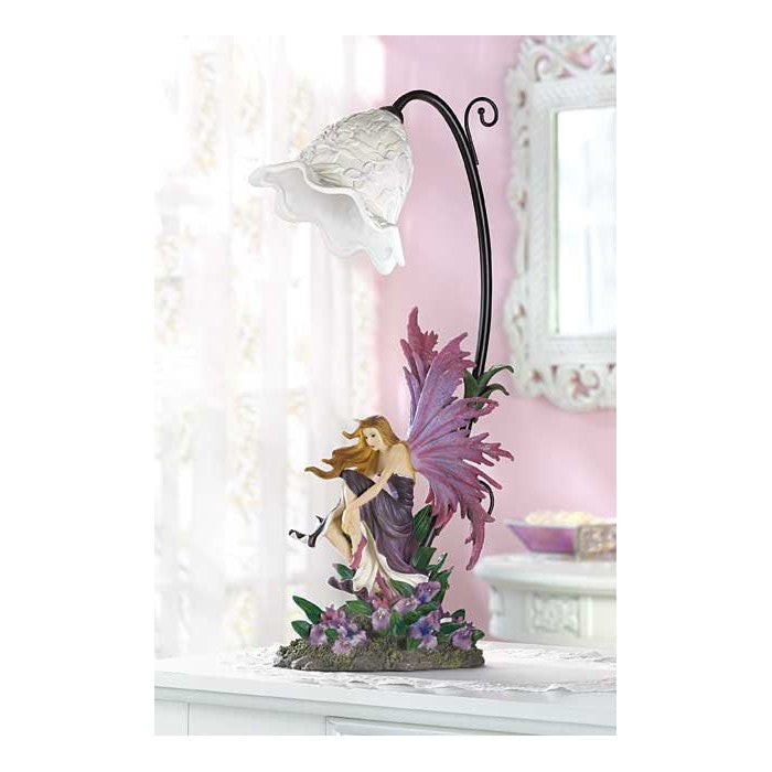 Orchid Fairy Table Lamp - Giftspiration