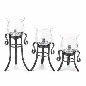 Allure Candle Stand Trio - Giftspiration