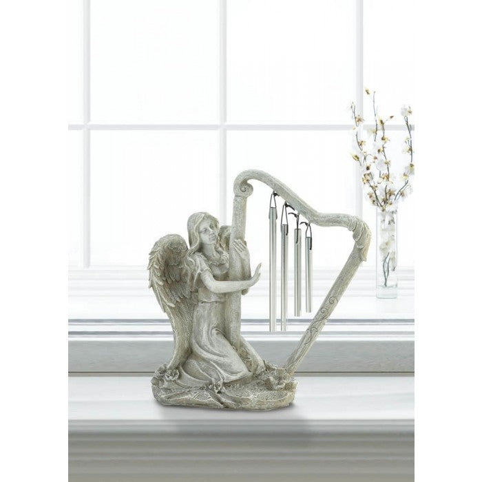 Angel Harp Wind Chime - Giftspiration
