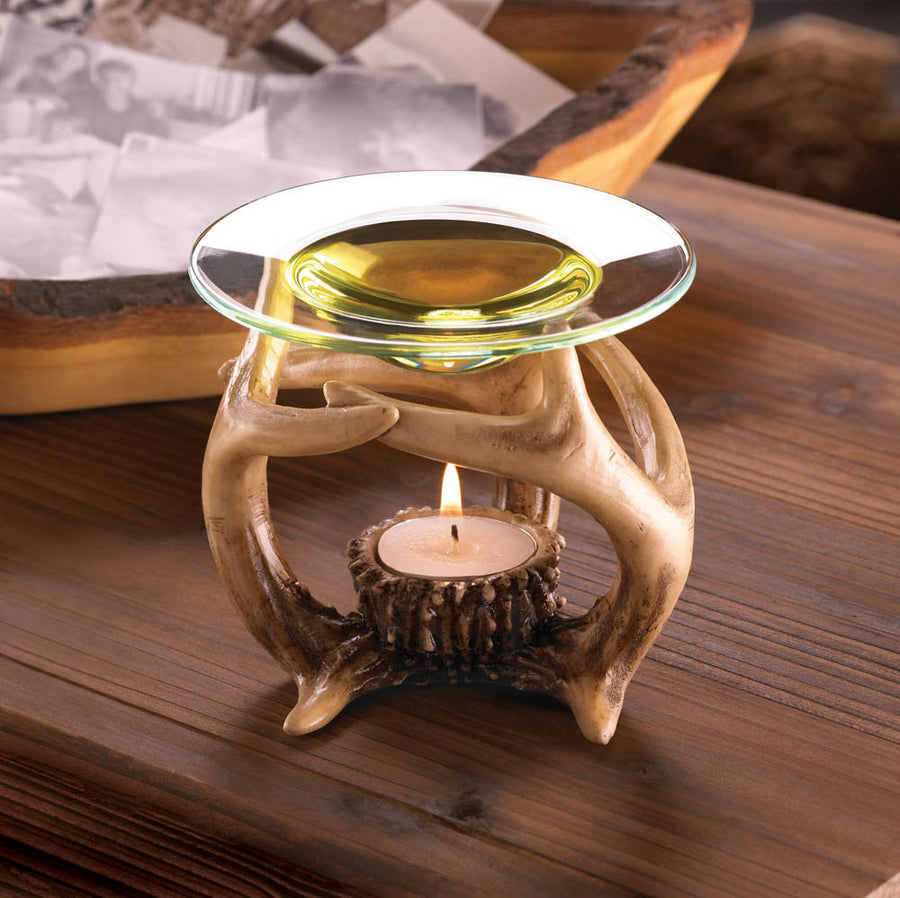 Antler Oil Warmer - Giftspiration