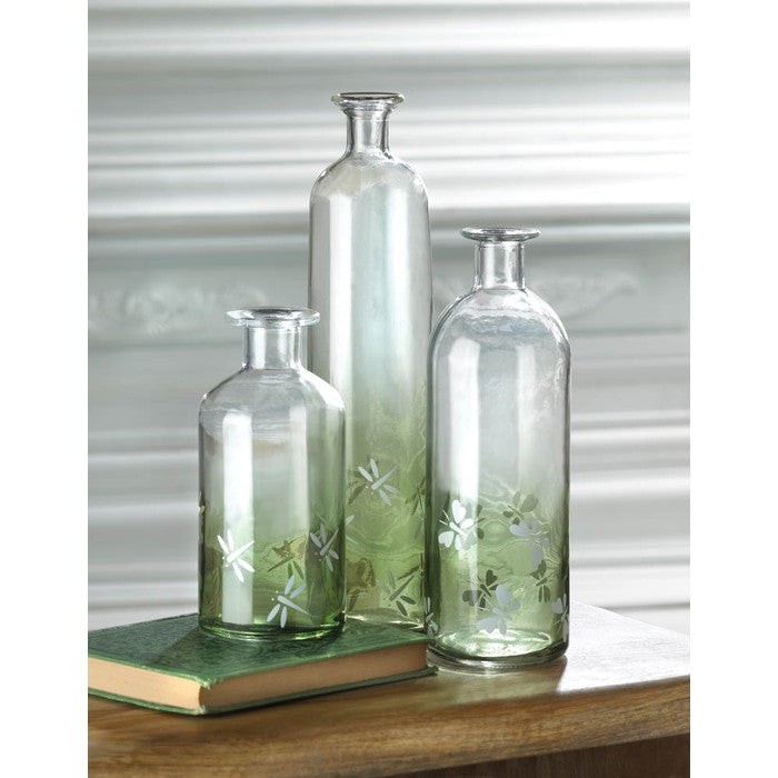 Apothecary Style Glass Bottle (L) - Giftspiration