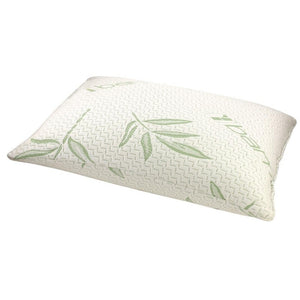 Bamboo Memory Foam Queen Sized Pillow - Giftspiration