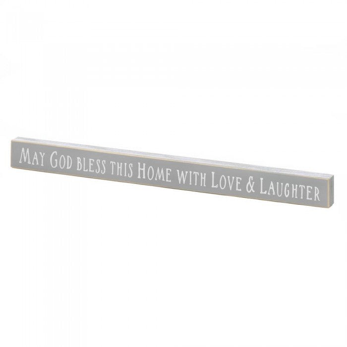 Bless This Home Wooden Sign - Giftspiration