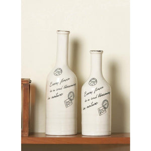 Blossoming Long Neck Vase (S) - Giftspiration