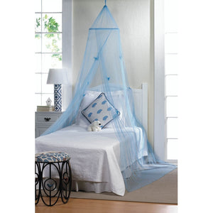 Blue Butterfly Bed Canopy  - Giftspiration