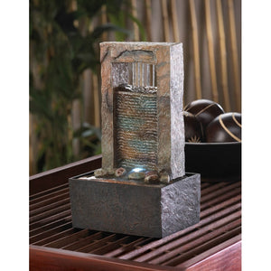 Cascading Water Tabletop Fountain - Giftspiration