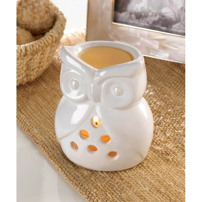Charming Owl Oil Warmer - Giftspiration