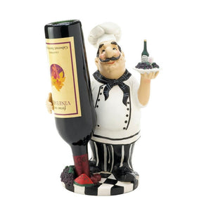 Chef Wine Bottle Holder - Giftspiration