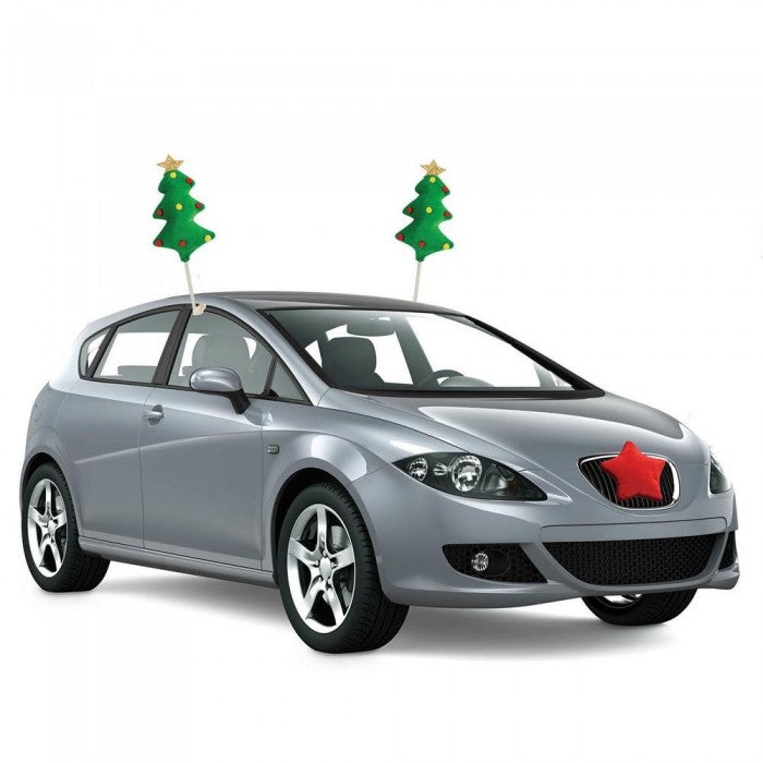 Christmas Tree Car Costume - Giftspiration
