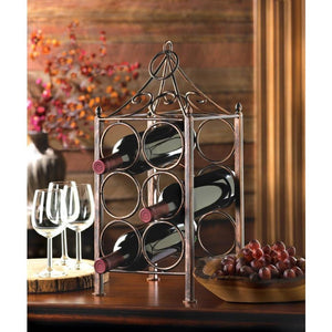 Circle Corral Wine Holder - Giftspiration