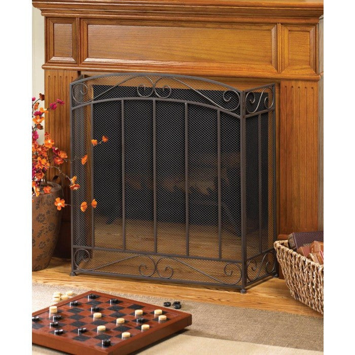 Classic Fireplace Screen - Giftspiration