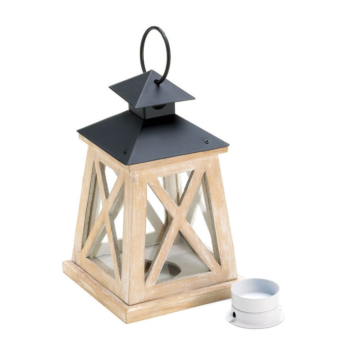 Colonial Heights Wood Lantern - Giftspiration