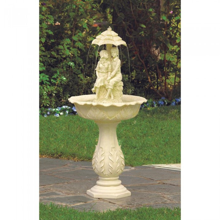 Couple Statue Water Fountain - Giftspiration