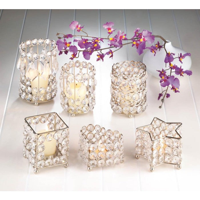 Crystal Drop Candle Holder - Giftspiration