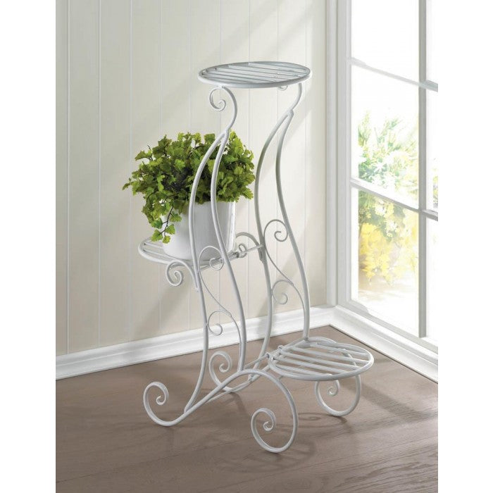 Curlicue Design 3-Tier Plant Stand - Giftspiration