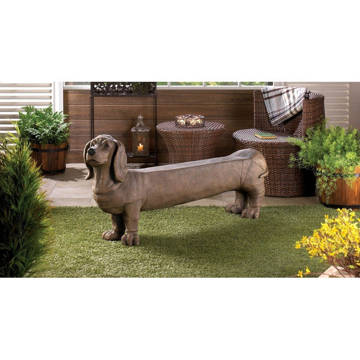 Dachshund Doggy Bench - Giftspiration