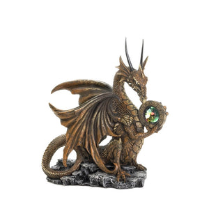 Dragon Wine Bottle Holder - Giftspiration