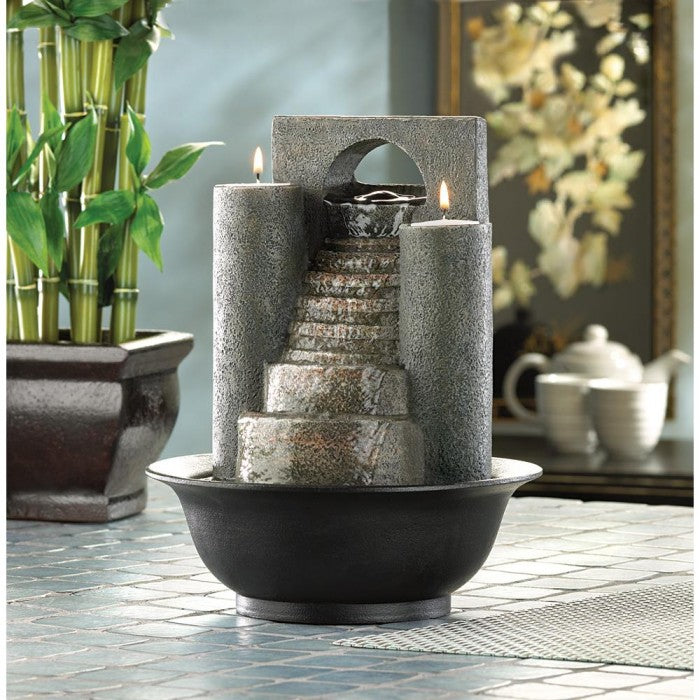 Eternal Steps Fountain - Giftspiration