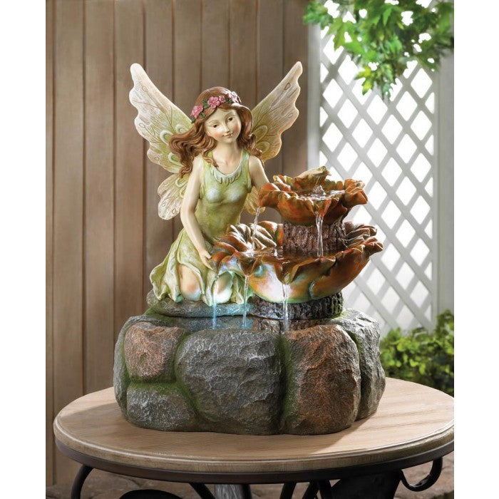 Fairy Garden Fountain - Giftspiration