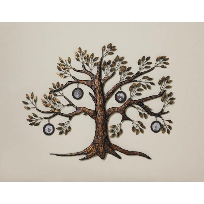 Family Tree Photo Wall Decor - Giftspiration